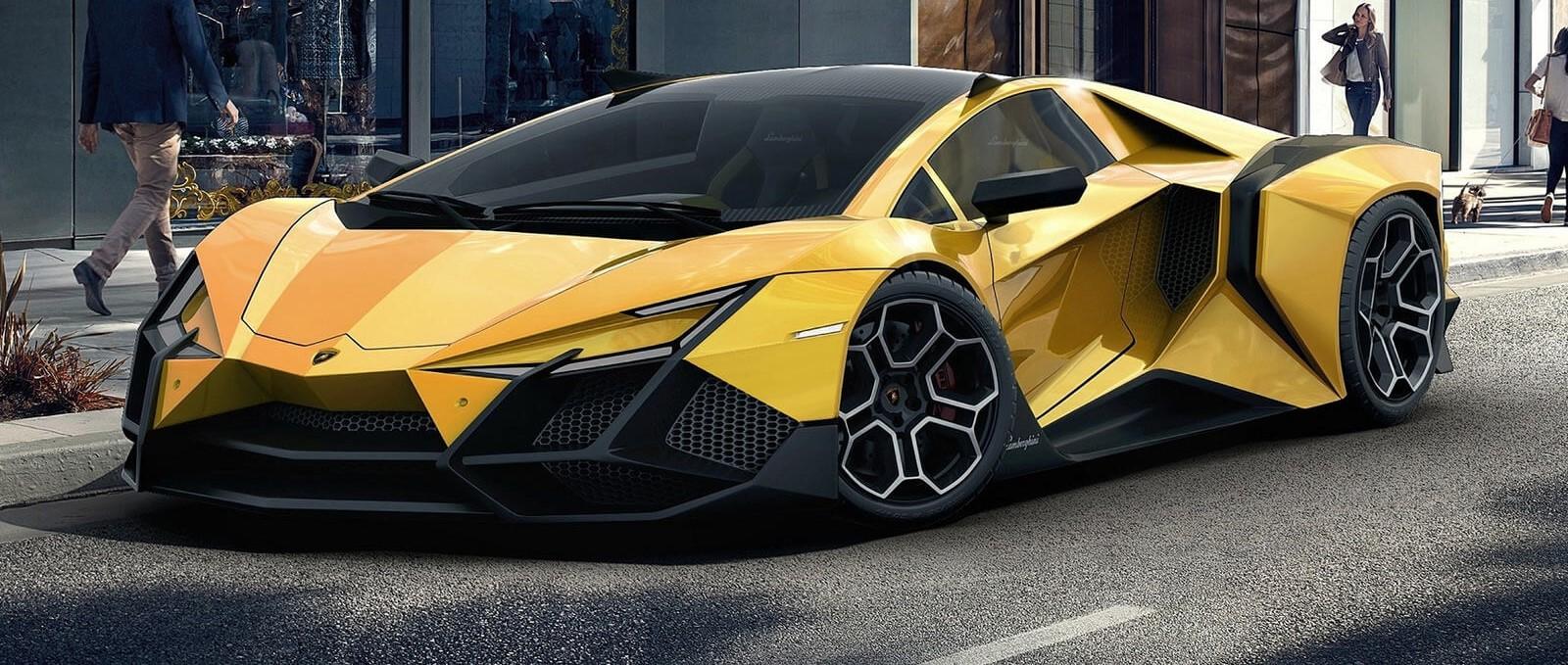 Meet The Crazy Lamborghini It S Amazing And We Like It