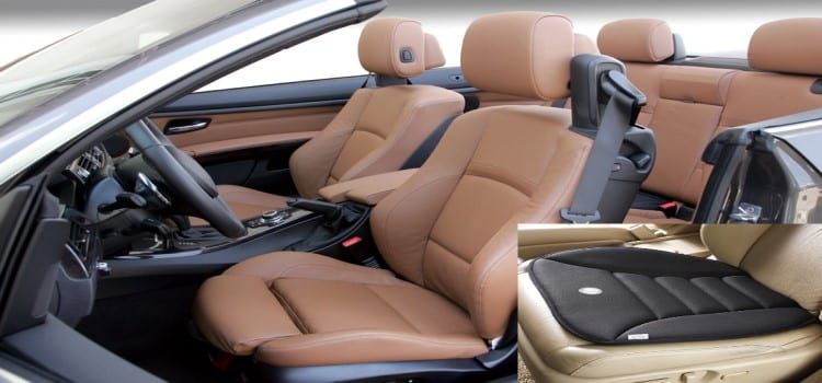Top 9 Best Car Seat Cushion For Long Drives 2018